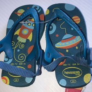 Havaianas Toddler Boys Sandals